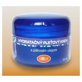 Hydroaktywny krem nawilżający ze strusim olejem